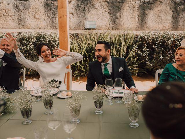 La boda de Adrián y Ángeles en El Puerto De Santa Maria, Cádiz 93