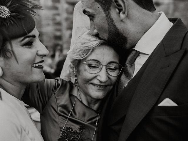 La boda de Adrián y Ángeles en El Puerto De Santa Maria, Cádiz 96