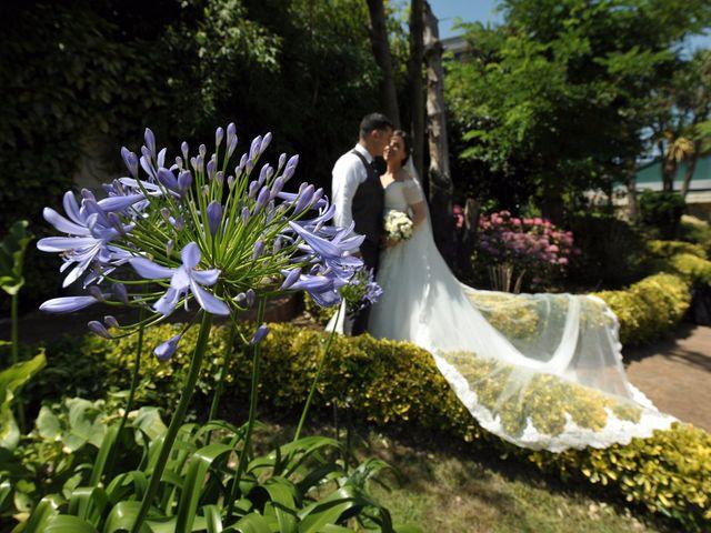 La boda de Janire y Arkaitz