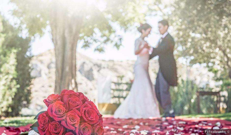 La boda de John y Sofia en Ciempozuelos, Madrid
