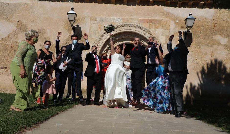 La boda de Fer y Vic en Sotos De Sepulveda, Segovia