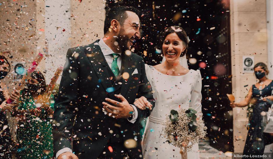 La boda de Adrián y Ángeles en El Puerto De Santa Maria, Cádiz