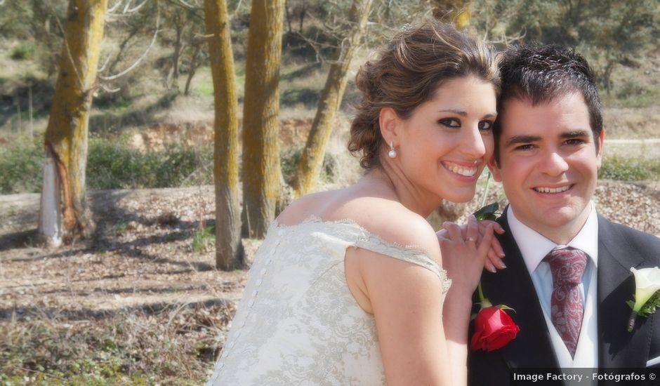 La boda de Alvaro y Alba en Saelices, Cuenca