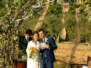 La boda de Ester y Josep