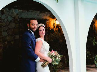 La boda de Leticia  y Chema 1