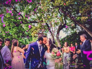 La boda de Leticia  y Chema