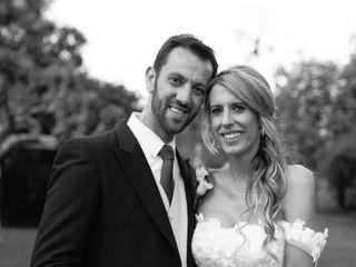 La boda de Claudia y Berna 1