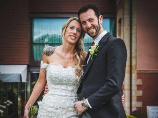 La boda de Claudia y Berna 2