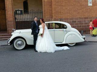 La boda de Damarys y Sergio