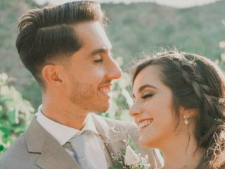 La boda de Laureano y Irene  1