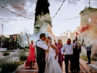 La boda de Diego y Tamara