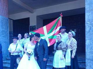 La boda de Arkaitz y Janire 2