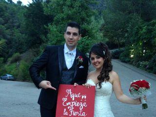 La boda de Sandra  y Jose Antonio 2