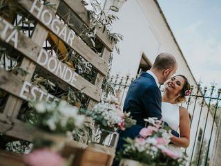 La boda de Patricia y Esteban