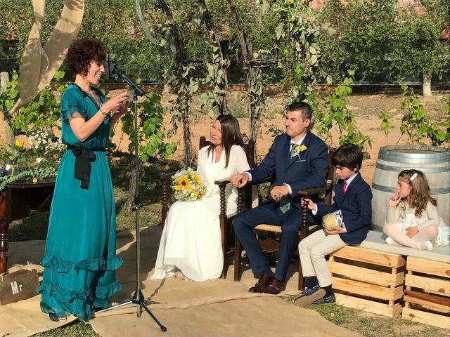 La boda de Josep y Ester en Sant Cugat Sesgarrigues, Barcelona 3