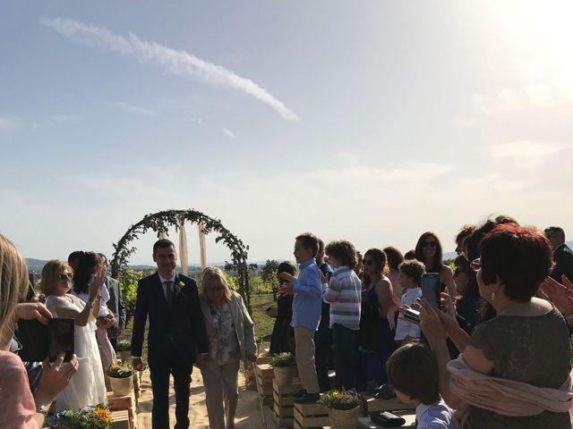 La boda de Josep y Ester en Sant Cugat Sesgarrigues, Barcelona 4