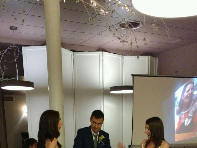 La boda de Josep y Ester en Sant Cugat Sesgarrigues, Barcelona 5