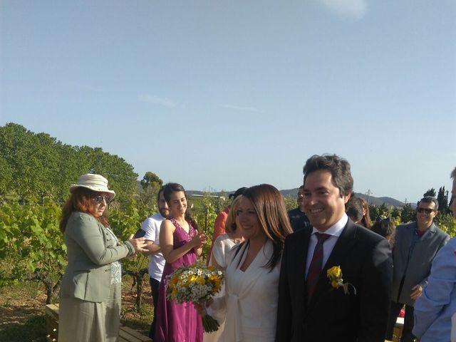 La boda de Josep y Ester en Sant Cugat Sesgarrigues, Barcelona 6