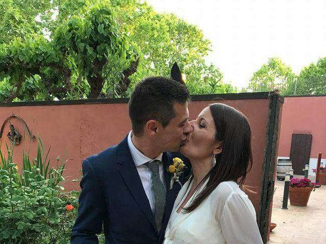 La boda de Josep y Ester en Sant Cugat Sesgarrigues, Barcelona 2