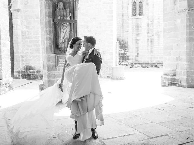 La boda de Paqui  y Gonzalo