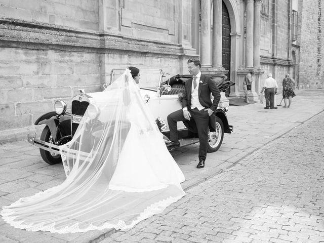 La boda de Gonzalo y Paqui  en Ubeda, Jaén 14
