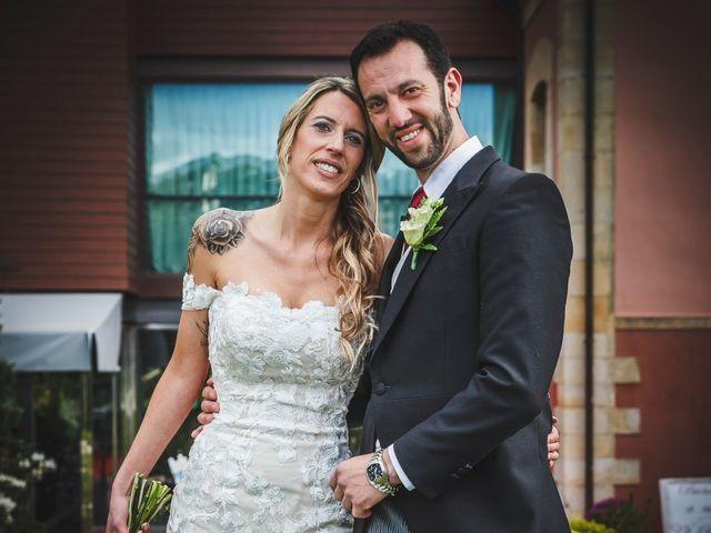 La boda de Berna y Claudia en Vega (Gijon), Asturias 4
