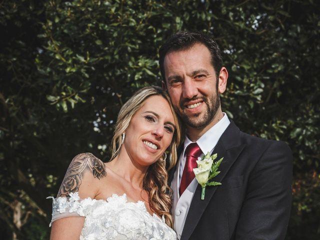 La boda de Berna y Claudia en Vega (Gijon), Asturias 19