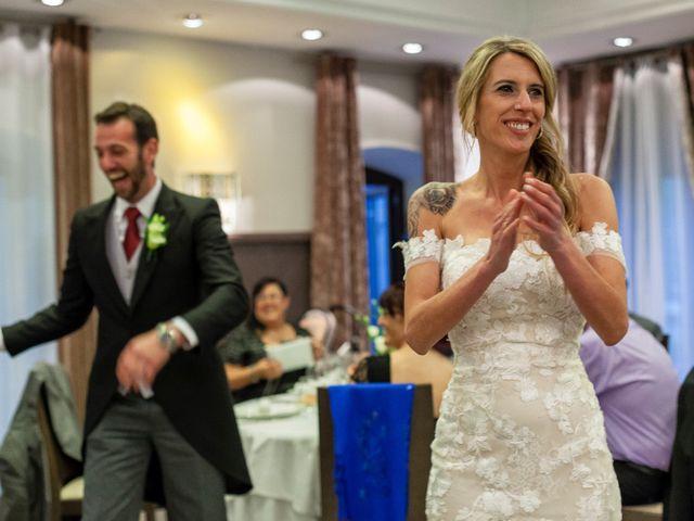 La boda de Berna y Claudia en Vega (Gijon), Asturias 33