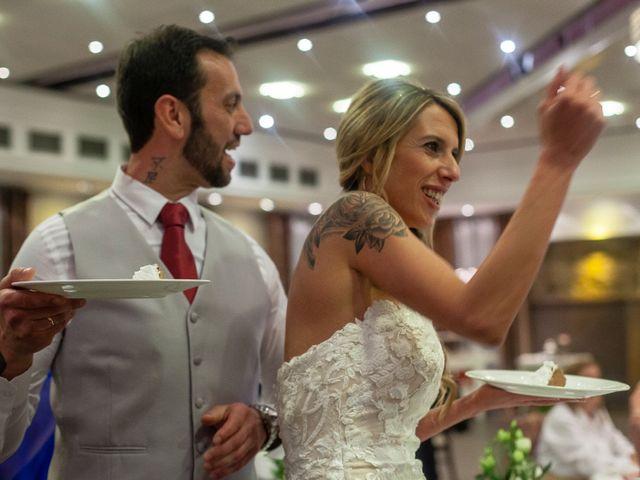 La boda de Berna y Claudia en Vega (Gijon), Asturias 44