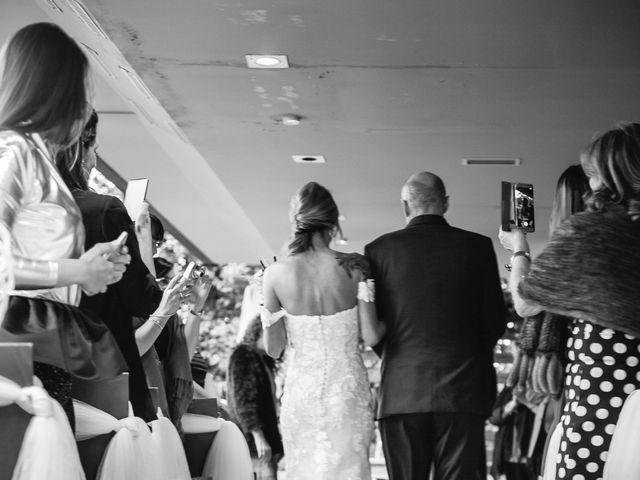 La boda de Berna y Claudia en Vega (Gijon), Asturias 111