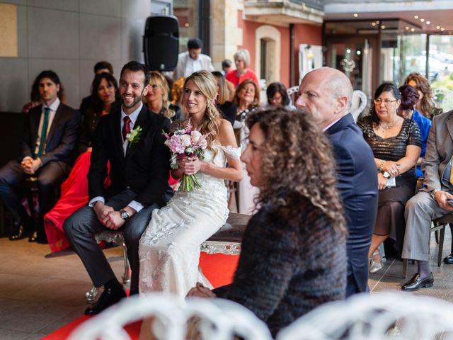 La boda de Berna y Claudia en Vega (Gijon), Asturias 117