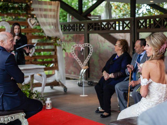La boda de Berna y Claudia en Vega (Gijon), Asturias 118
