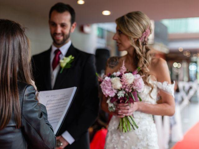 La boda de Berna y Claudia en Vega (Gijon), Asturias 121