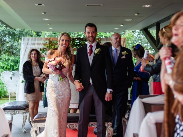 La boda de Berna y Claudia en Vega (Gijon), Asturias 133