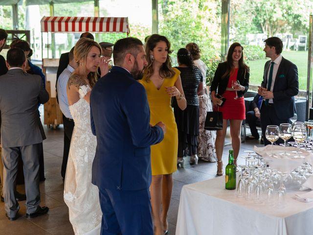 La boda de Berna y Claudia en Vega (Gijon), Asturias 145