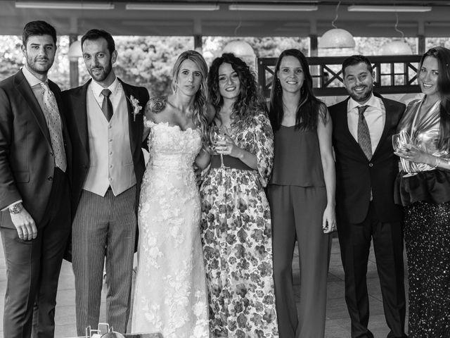 La boda de Berna y Claudia en Vega (Gijon), Asturias 152