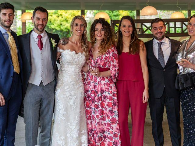 La boda de Berna y Claudia en Vega (Gijon), Asturias 153