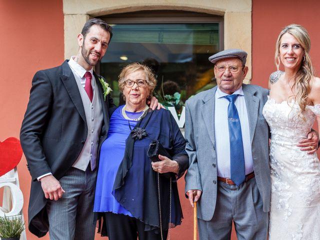 La boda de Berna y Claudia en Vega (Gijon), Asturias 219