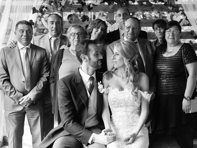 La boda de Berna y Claudia en Vega (Gijon), Asturias 220