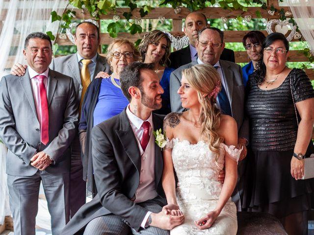 La boda de Berna y Claudia en Vega (Gijon), Asturias 221