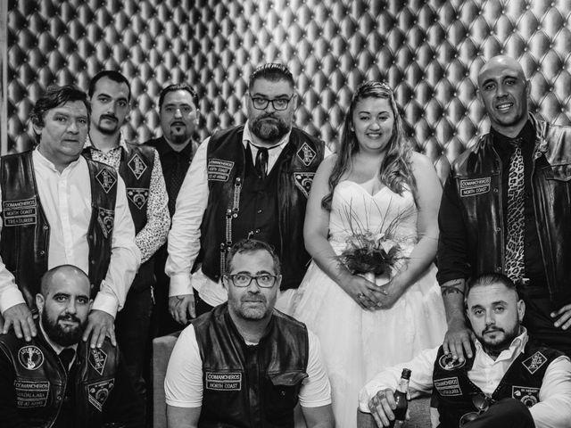 La boda de Jose y Isabel en Gijón, Asturias 4