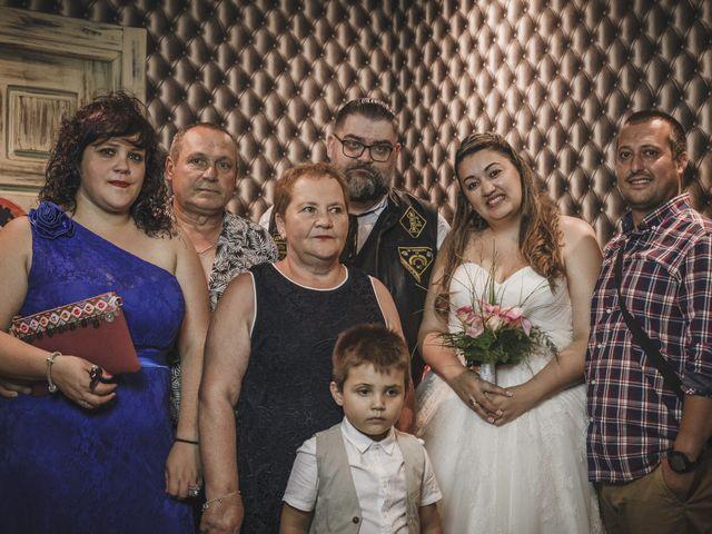 La boda de Jose y Isabel en Gijón, Asturias 5
