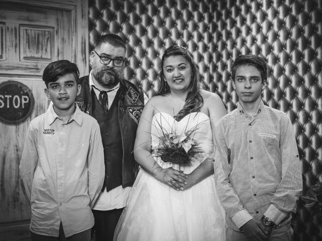 La boda de Jose y Isabel en Gijón, Asturias 9