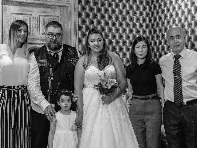 La boda de Jose y Isabel en Gijón, Asturias 11