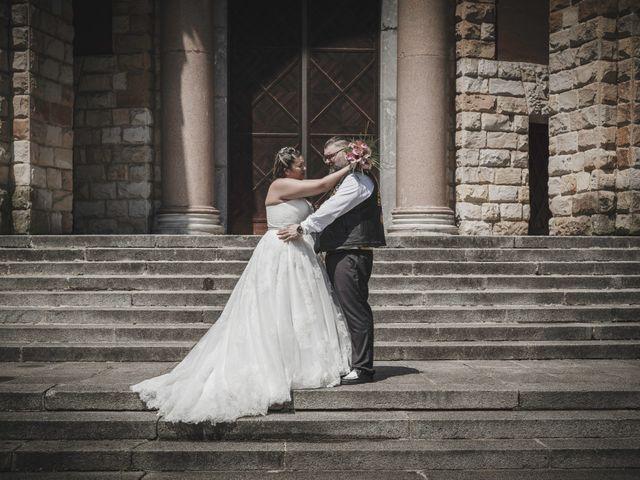 La boda de Jose y Isabel en Gijón, Asturias 13