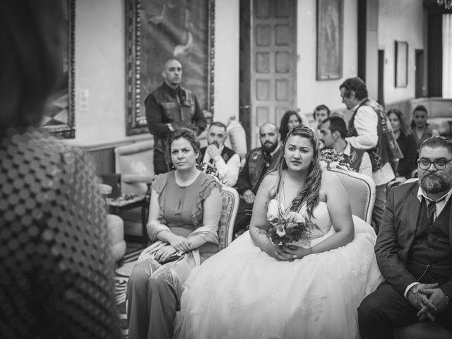 La boda de Jose y Isabel en Gijón, Asturias 22