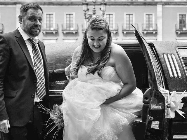 La boda de Jose y Isabel en Gijón, Asturias 24