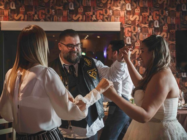 La boda de Jose y Isabel en Gijón, Asturias 27