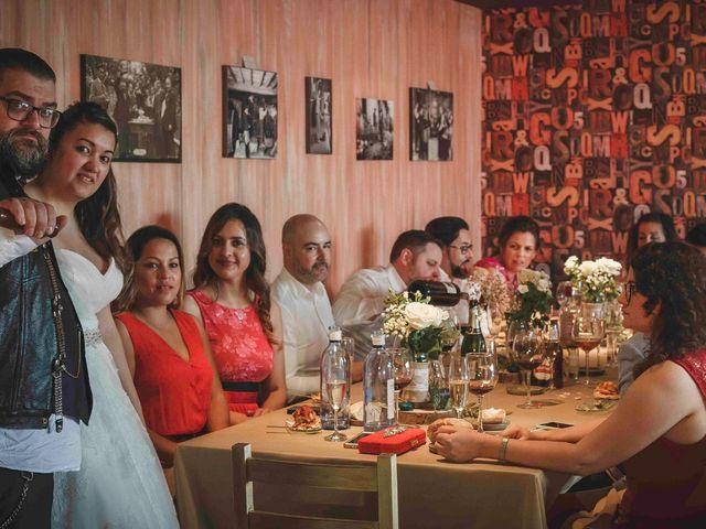 La boda de Jose y Isabel en Gijón, Asturias 43