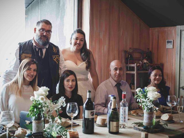 La boda de Jose y Isabel en Gijón, Asturias 44